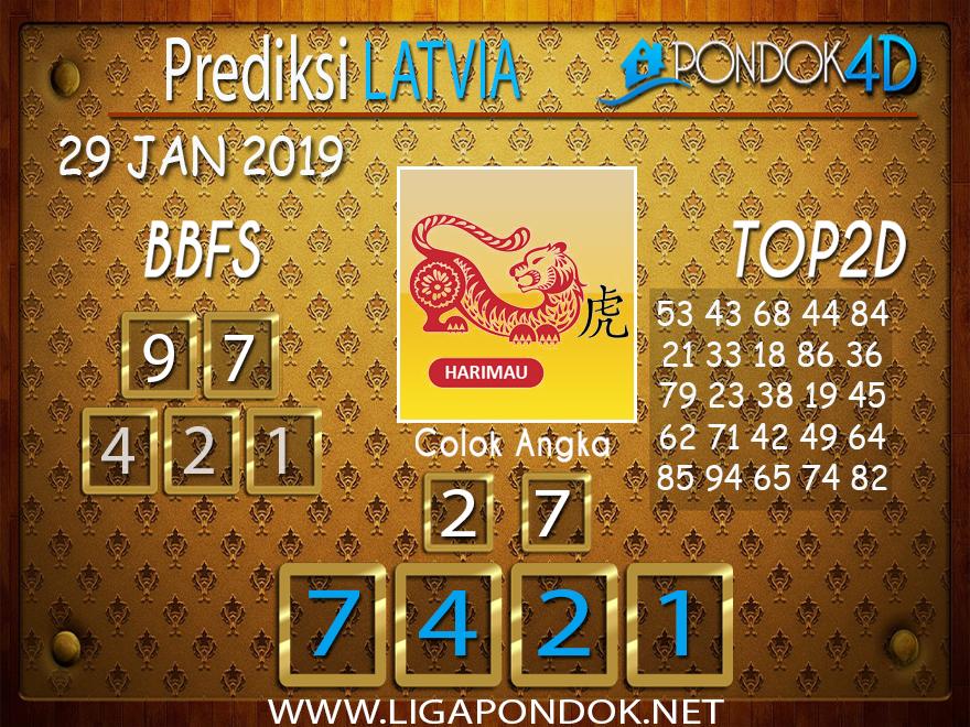 Prediksi Togel LATVIA PONDOK4D 29 JANUARI 2019