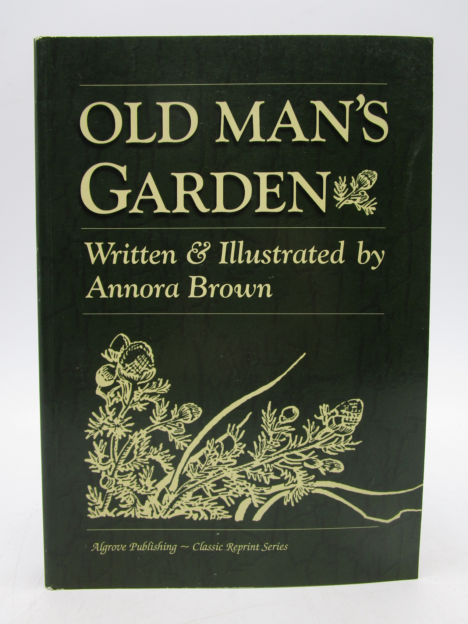 Image for Old Man's Garden