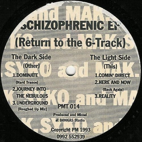 Download Syko And Mak - Schizophrenic EP mp3