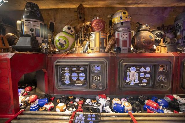 [Disneyland Park] Star Wars: Galaxy's Edge (31 mai 2019) - Page 39 Xxx56