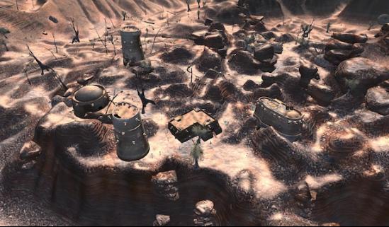 Shek Ruins Restored (RU)