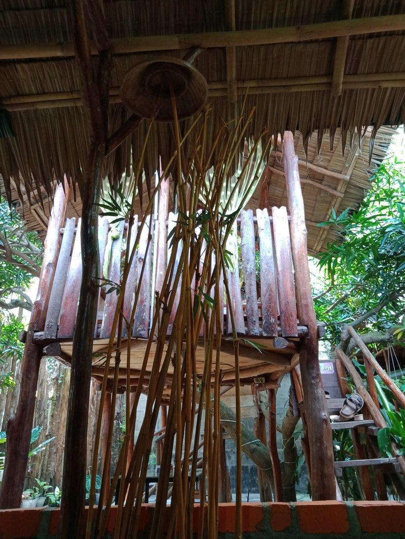 Pondok Santap Rumah Pohon