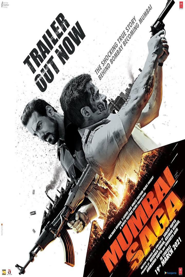 Mumbai Saga (2021) Hindi Movie PreDVDRip 720p AAC