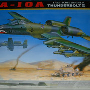 Fairchild Republic A-10 Thunderbolt II. Trumpeter 1/32. 57