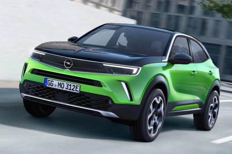 Opel Mokka II (2020) 65