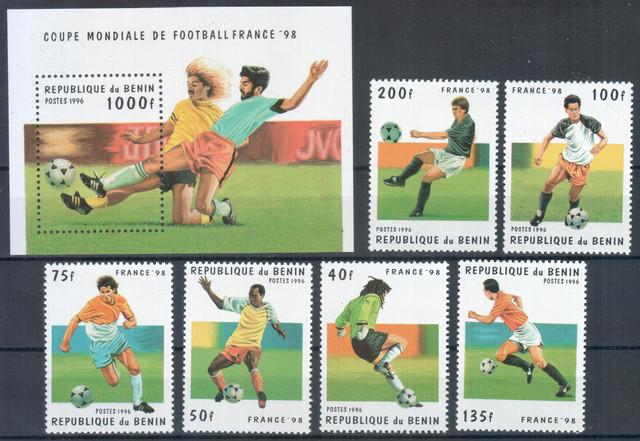 Benin-France98