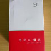 P: Predám Xiaomi Yi Dash Cam