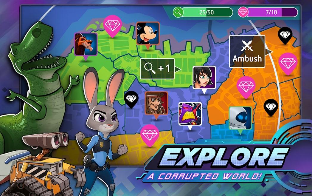 Disney Heroes: Battle Mode 5
