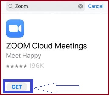 How-to-Download-Zoom-on-i-Phone