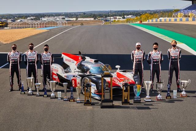 Retour en images sur un week-end exceptionnel pour TOYOTA GAZOO Racing qui remporte les 24 Heures du Mans et le Rallye de Turquie  Wec-2019-2020-rd-003