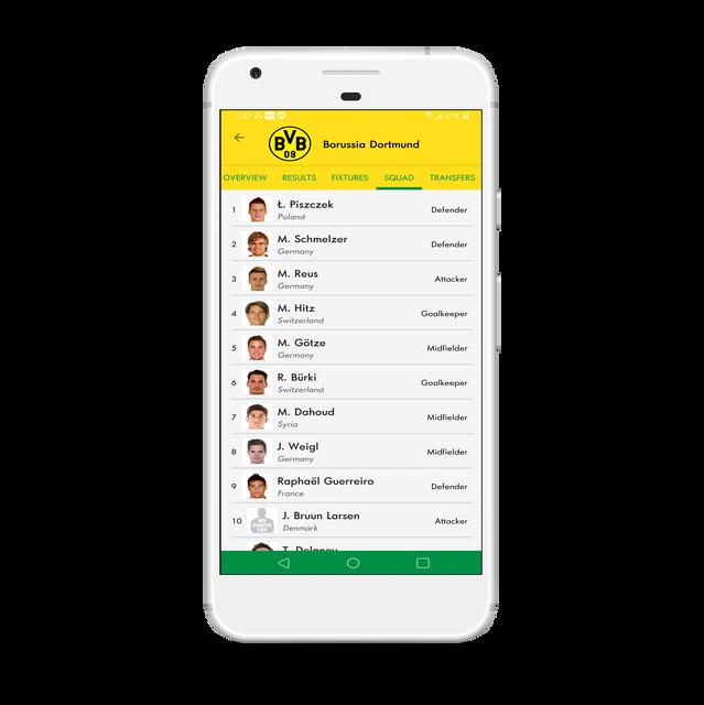 LiveScore - Football Android Full App (Admob) - 7