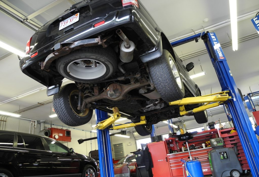 Not known Details About Auto Repair Service Unmasked By The Experts