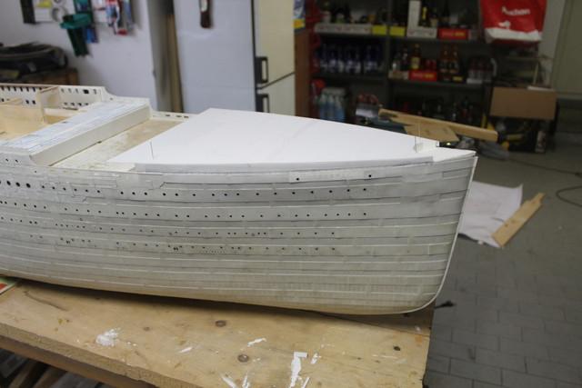 titanic - RMS Titanic 1:100 - Pagina 31 Img-851