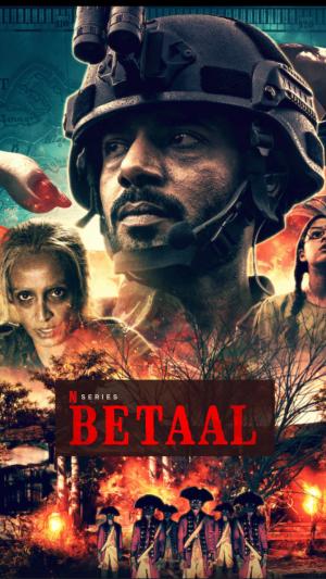 Betaal S01 2020 Complete Hindi NF WEB-DL x264 500MB ESub 480p