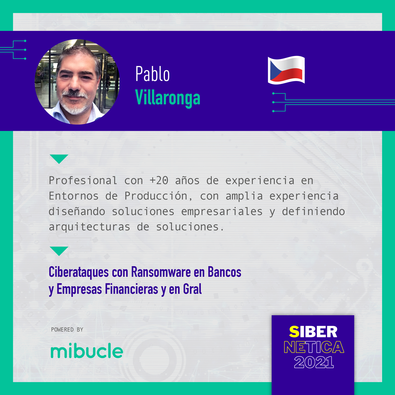 Pablo Villaronga