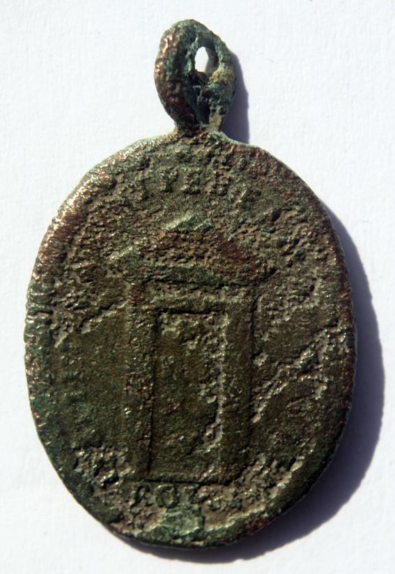 medaglia Giubileo 1575 B