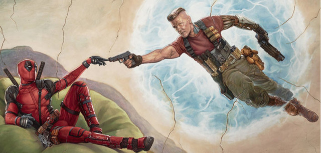 Deadpool 2 702x336