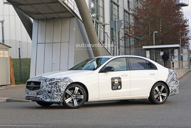 2020 - [Mercedes-Benz] Classe C [W206] - Page 8 01201-DE1-B158-4-C3-F-B335-15-E44-C103-CF7