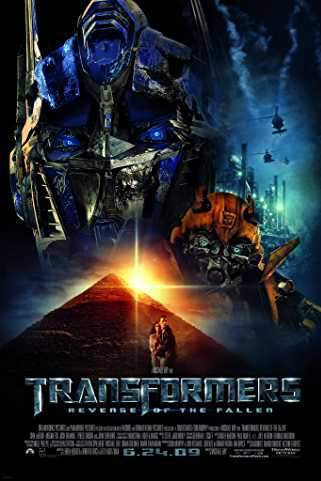 Transformers: Revenge of the Fallen 2009 Download English 720p