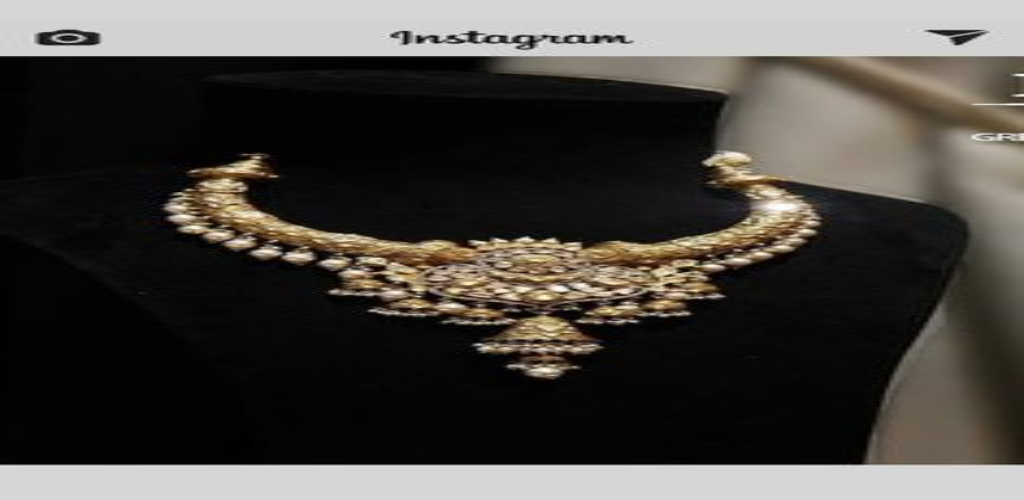Gold Jewelry Womens