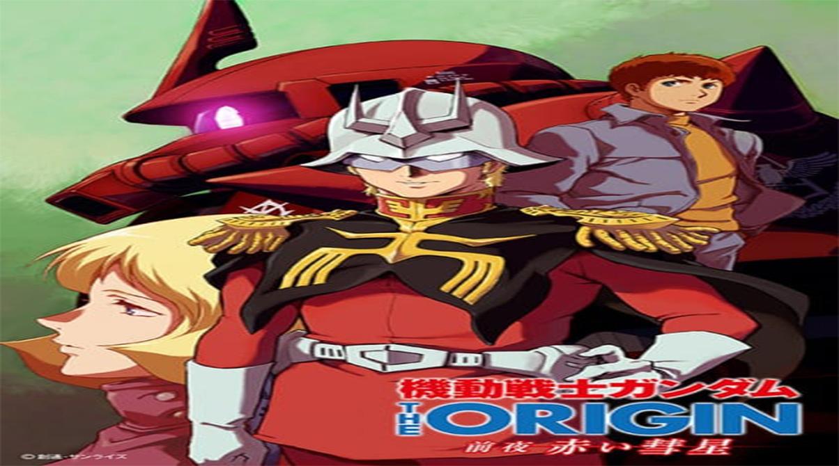 انمي Kidou Senshi Gundam: The Origin مترجم