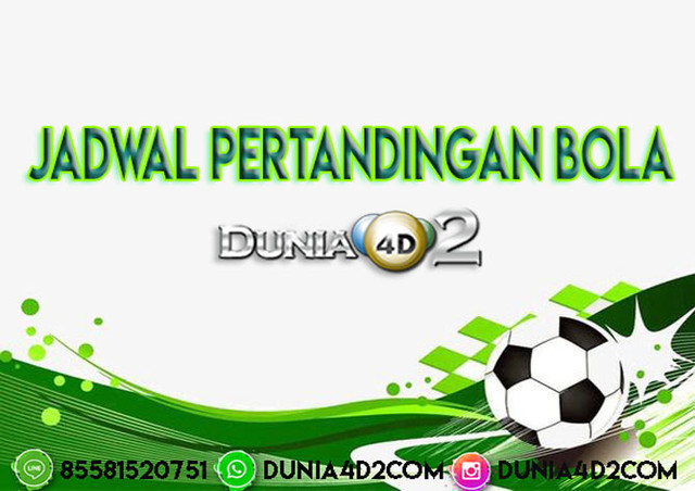 JADWAL PERTANDINGAN BOLA 14 -15 SEPTEMBER 2019