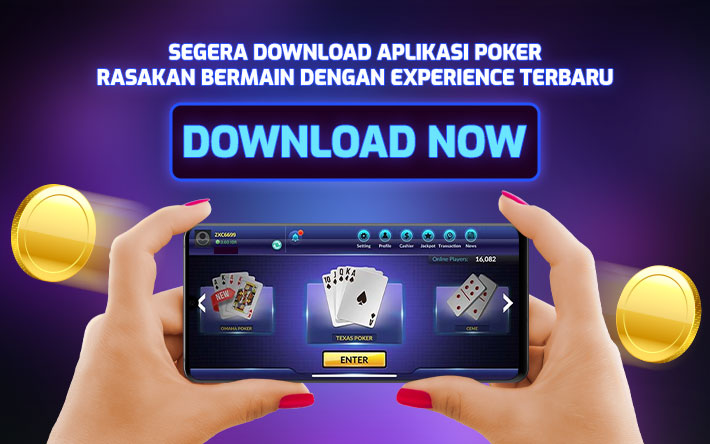 Download Aplikasi Poker Dash86