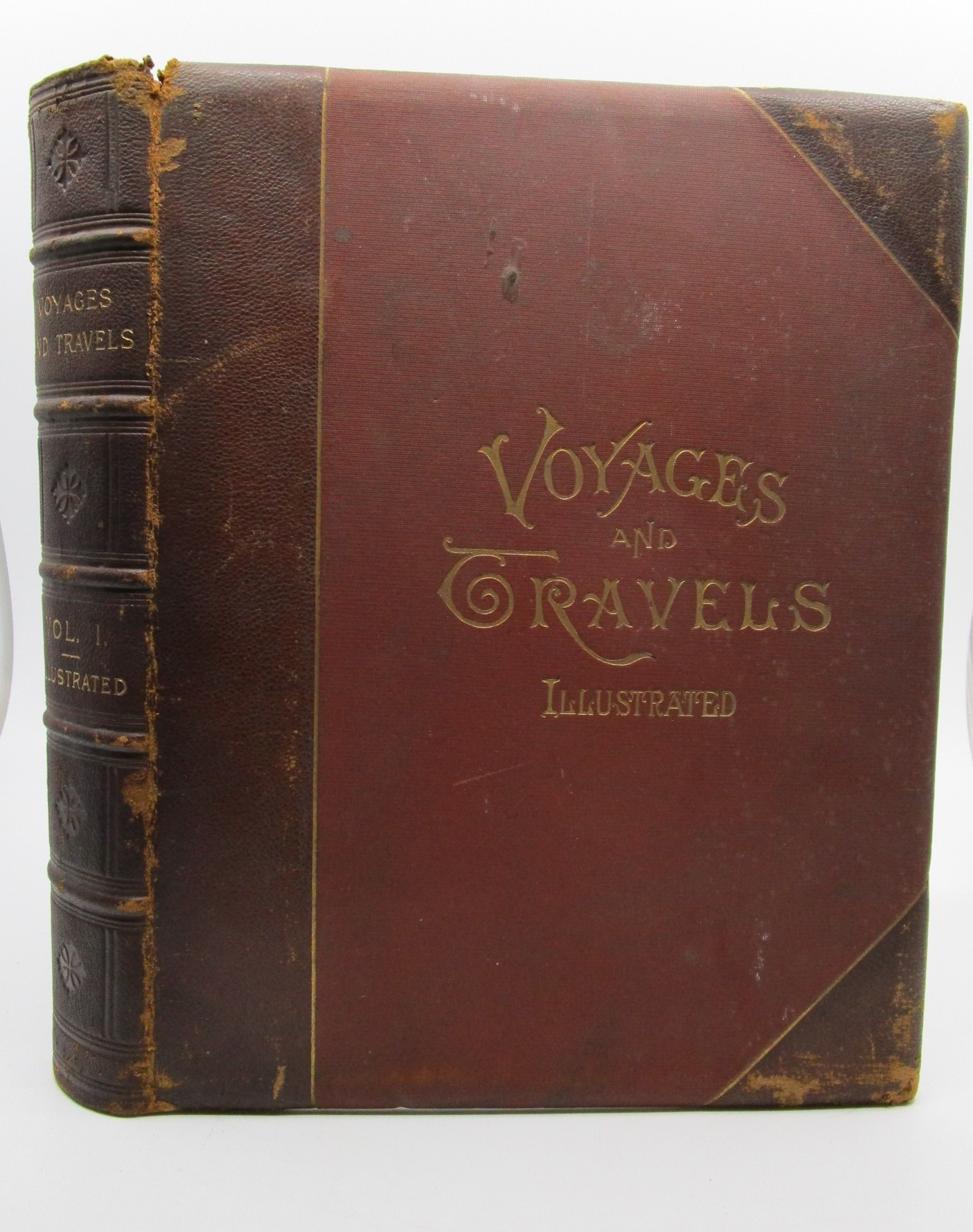 Image for Voyages and Travels or Scenes in Many Lands (Volume 1) First Edition