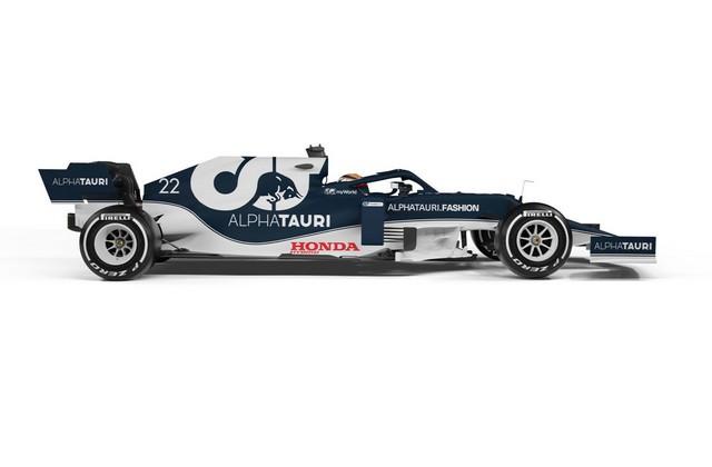 F1 2021 : La Scuderia AlphaTauri a présenté sa nouvelle Formule 1, baptisée AT02 At02-gallery6-scuderia-alphatauri