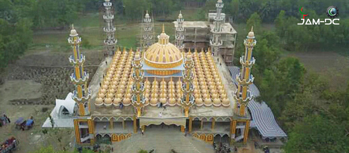 201 купол Мечети в Бангладеш