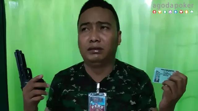 Mengaku TNI dan Wartawan, Abang Bentor Mewek Ditangkap Koramil