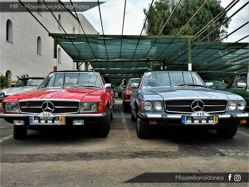 Raid dell'Etna 2018  - Pagina 2 Mercedes-R107-America-380-SL-81-WY05-L-e-Mercedes-R107-350-SL-72