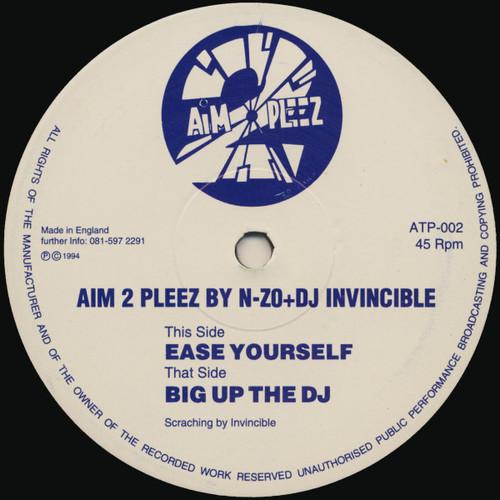 N-Zo + DJ Invincible - Aim 2 Pleez