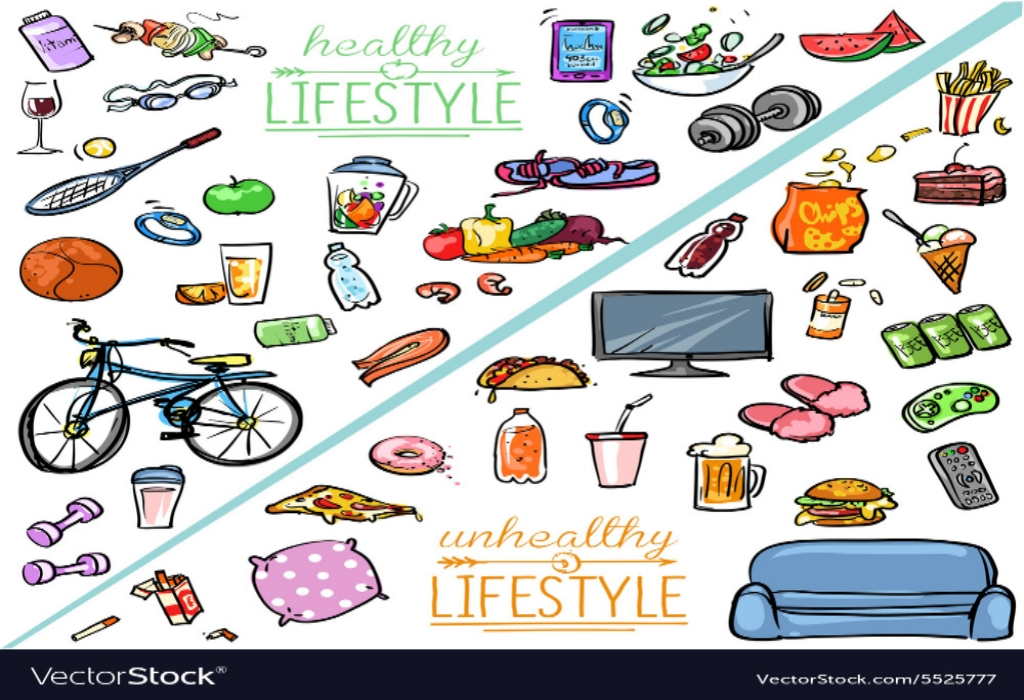 The Health Against HeartBeats Lifestyle Diaries
