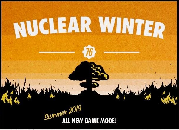 E3 2019: Трейлер баттл-рояля для Fallout 76 — Nuclear Winter