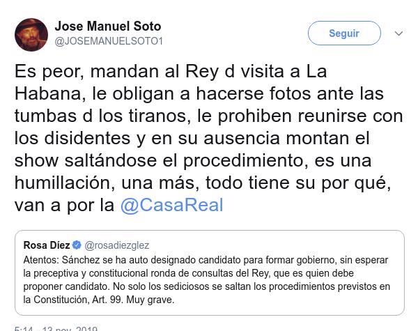 El cantante José Manuel Soto opina sobre la exhumación de Franco - Página 2 Xjsd93fe3994a22676