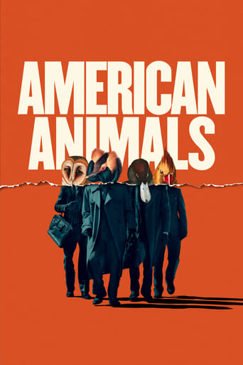 American Animals 2018 German DL AC3 5 1 DUBBED 1080p BluRay x264-DESTiNY