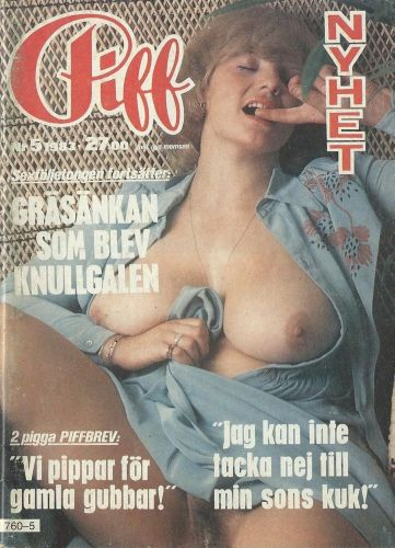 Cover: Piff No 05 1983