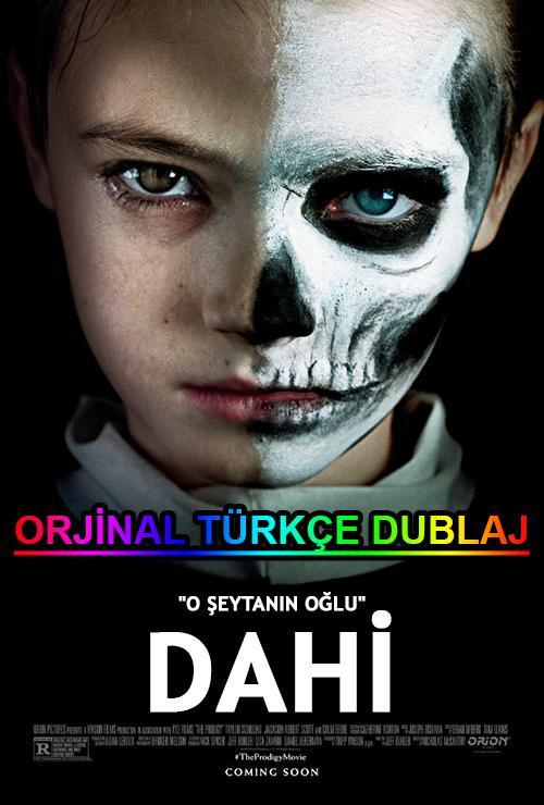 Dahi | The Prodigy | 2021 | BDRip | XviD | Türkçe Dublaj | m720p - m1080p | BluRay | Dual | TR-EN | Tek Link
