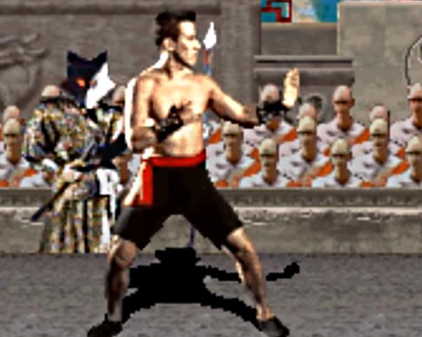 Johnny Cage (1992 Ver.) | Mortal Kombat | Minecraft Skin