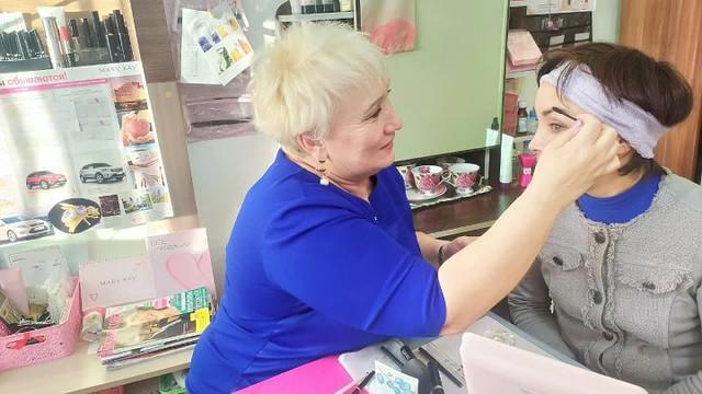 Неделя красоты мастер класс от консультанта по красоте Натальи Поповой  по уходу за кожей лица Mary  Kay