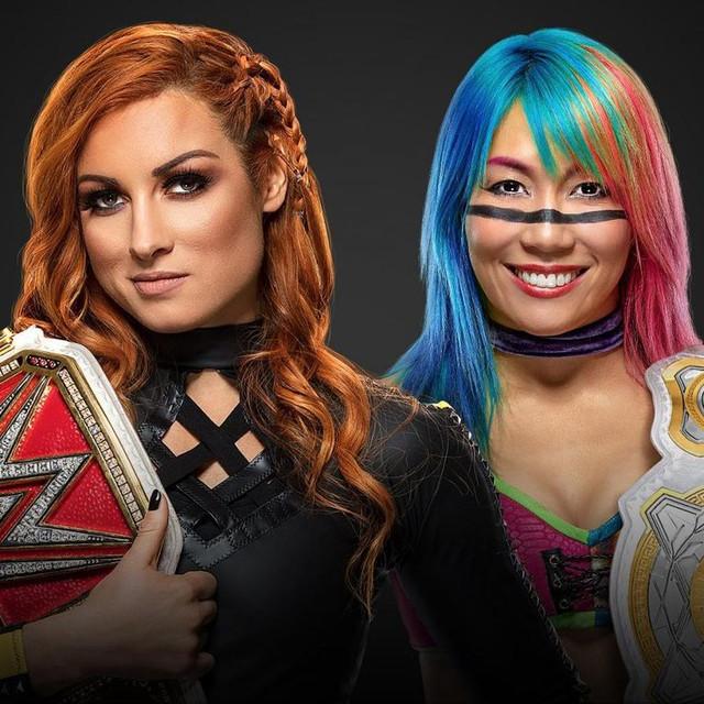 Becky Lynch (c) vs Asuka