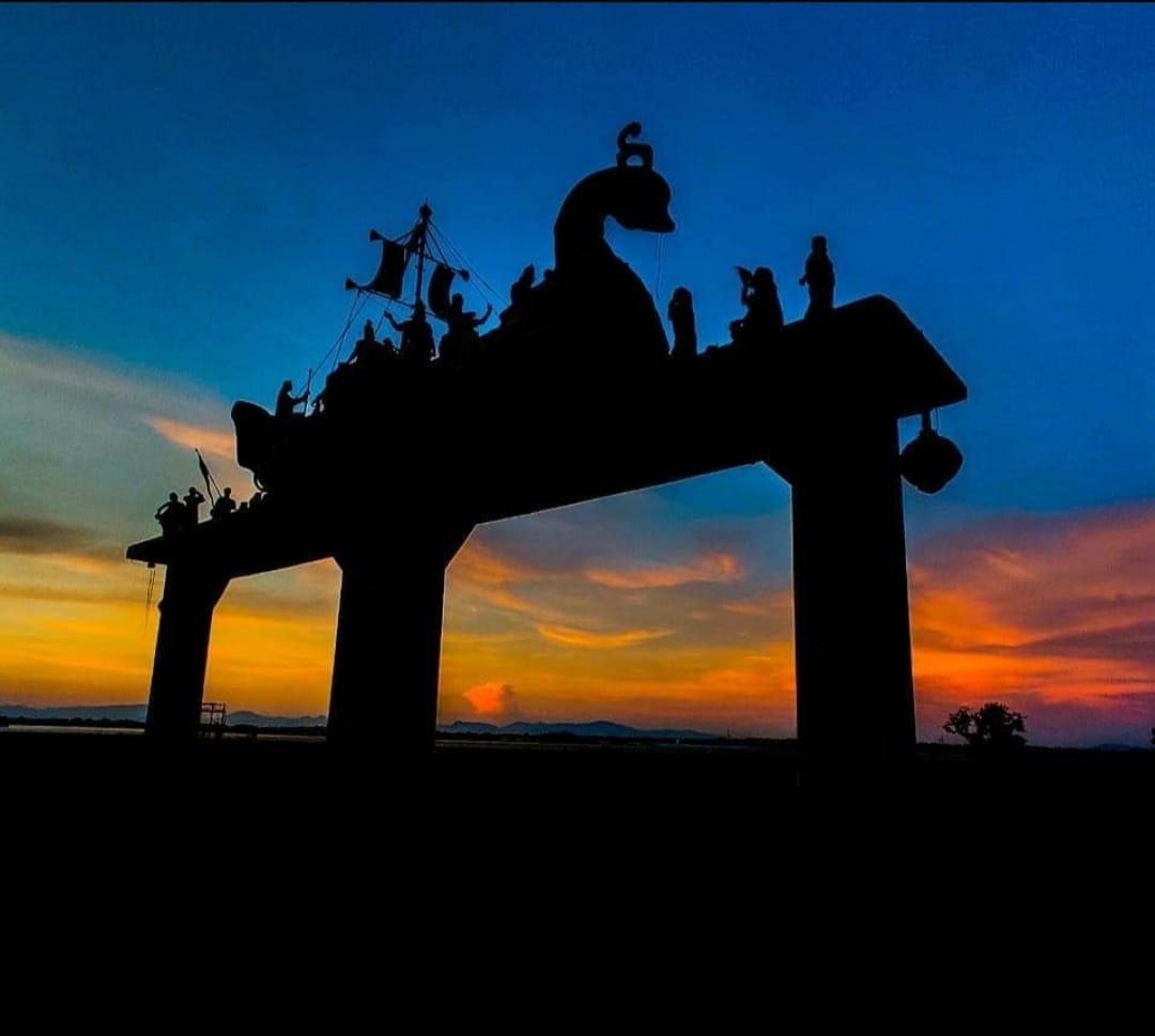 Baliyatra gate