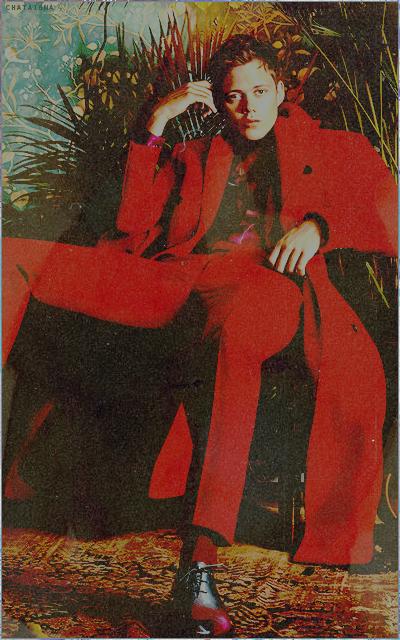unusual world • chataigna King-rouge
