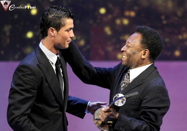 Cetak Gol Ke-758, Ronaldo Sah Lampaui Pele