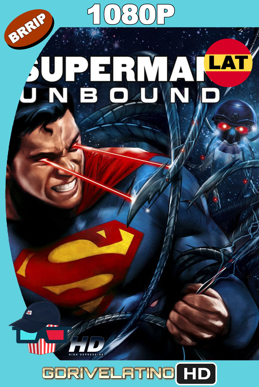 Superman: Sin Límites (2013) BRRip 1080p Latino-Inglés MKV