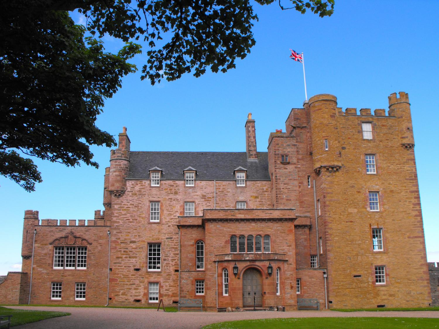 Castle of Mey Caithness, Scotland