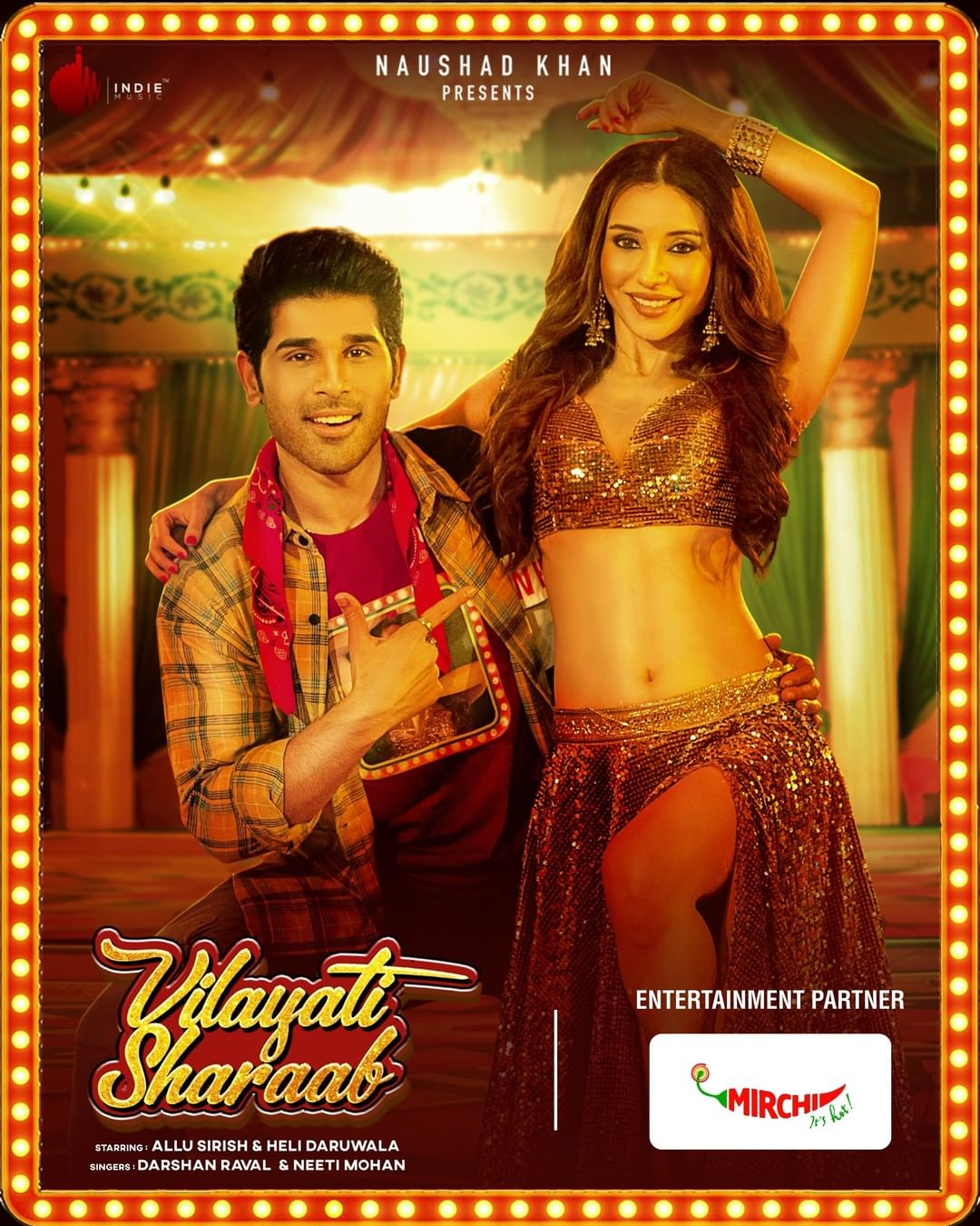 Vilayati Sharaab By Darshan Raval & Neeti Mohan Official Music Video (2021) HD