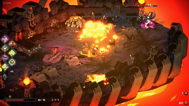 Hades-Gameplay