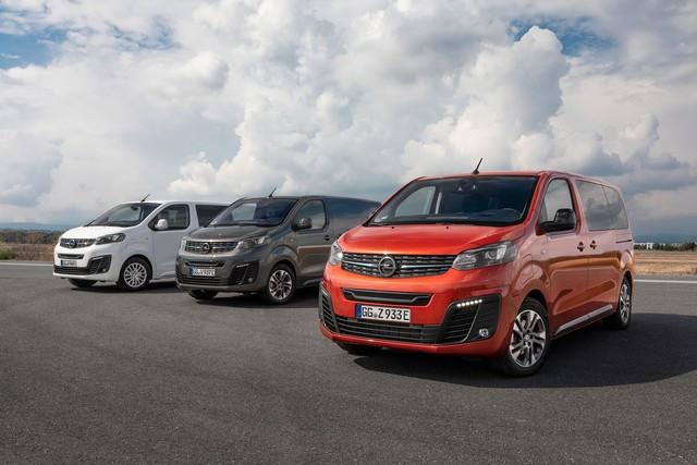 De l'électricité dans l'air : l'Opel Zafira-e Life tout électrique en vente à partir de 51 500 euros bonus environnemental déduit Opel-Vivaro-e-Zafira-e-512853